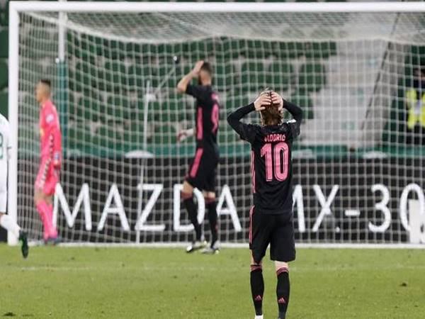 Tin bóng đá 31/12: Real Madrid nhận thống kê khó tin sau trận hòa
