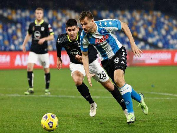 Nhận định, soi kèo Napoli vs Spezia, 03h00 ngày 29/1 - Cup QG Italia