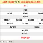 Thống kê XSDN ngày 13/1/2021, thống kê xổ số Đồng Nai