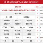SXMB ngày 16/1/2021 – Thống kê loto gan kết quả XSMB thứ 7