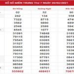 Thống kê loto gan XSMT ngày 27/2/2021 hôm nay thứ 7
