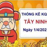 Thống kê KQXSTN ngày 1/4/2021 – Thống kê xổ số Tây Ninh hôm nay thứ 5