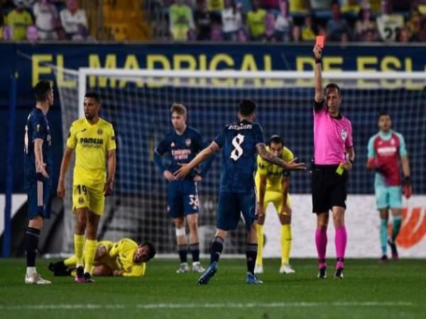 Tin bóng đá 30/4: Những sai lầm của Arteta khiến Arsenal bại trận trước Villarreal. Arsenal vừa nhận thất bại 1-2 trước Villarreal ở trận lượt đi bán kết cúp C2.