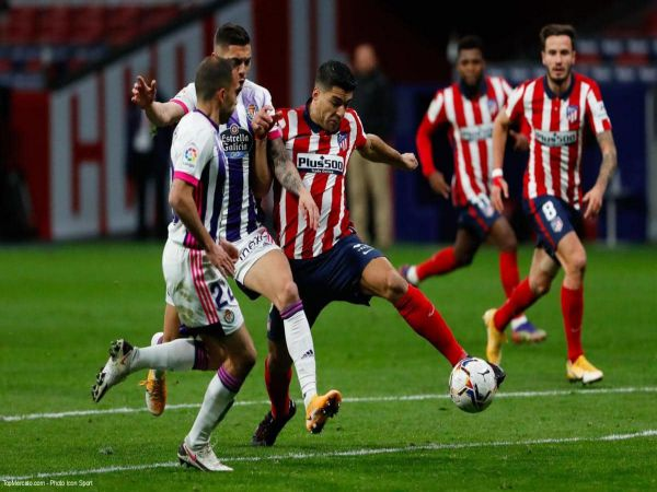 Soi kèo Valladolid vs Atletico, 23h00 ngày 22/5 - La Liga