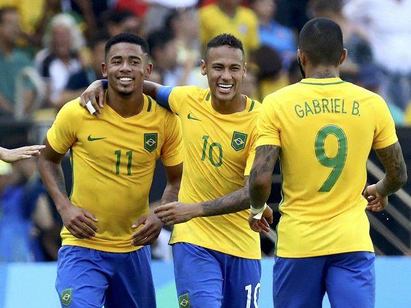 Thông tin đội tuyển bóng đá quốc gia Brasil - Lịch sử, danh hiệu