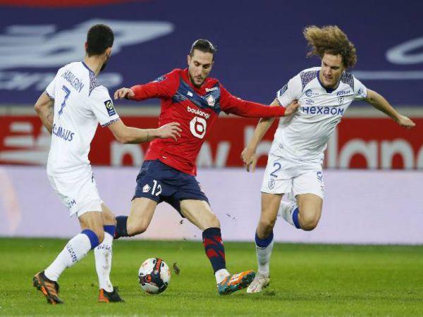 Soi kèo Lille vs Nice, 22h00 ngày 14/8 - Ligue 1