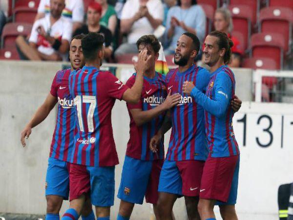 Nhận định tỷ lệ RB Salzburg vs Barcelona, 0h00 ngày 5/8 - Giao hữu