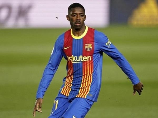 Tin Barca 13/9: Barca chuẩn bị gia hạn với Dembele